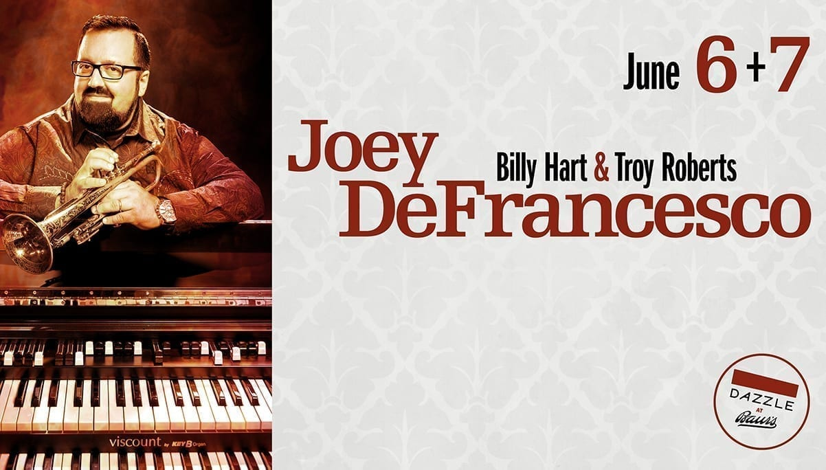 Joey DeFrancesco Trio ft. Billy Hart