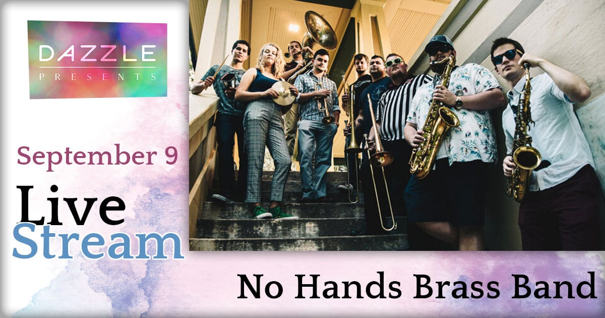 Live Stream: No Hands Brass Band