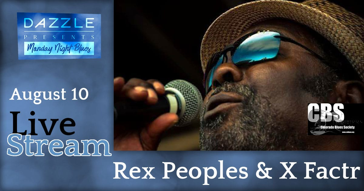 Live Stream: Rex Peoples & X Factr