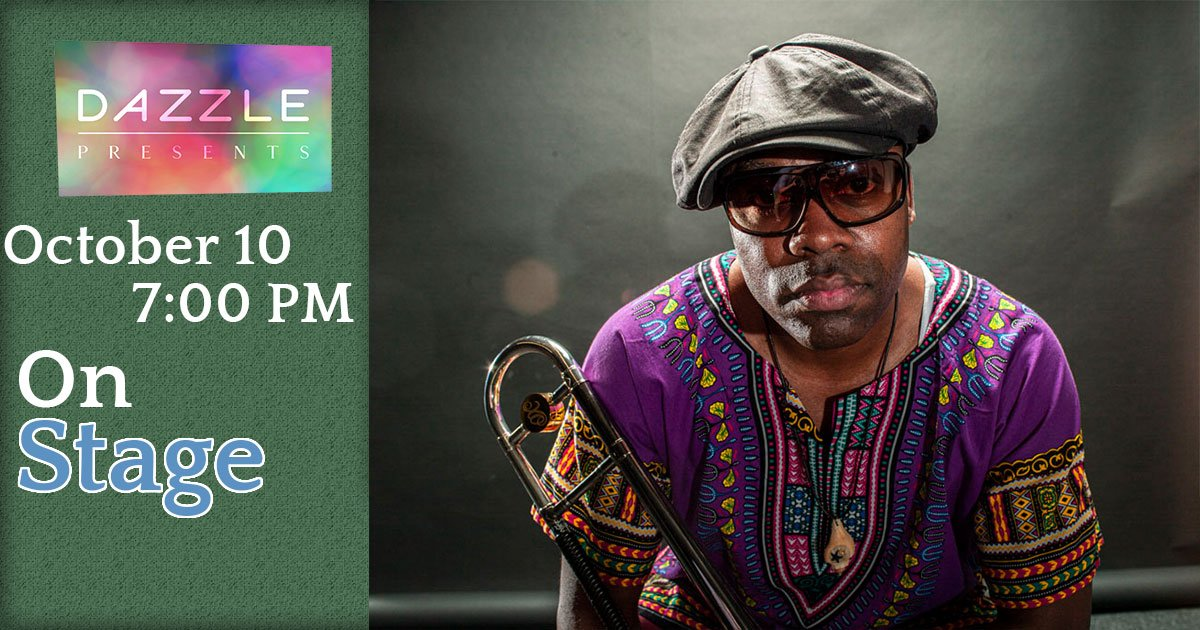 On Stage: Stafford Hunter's Funk Jazz Explorations