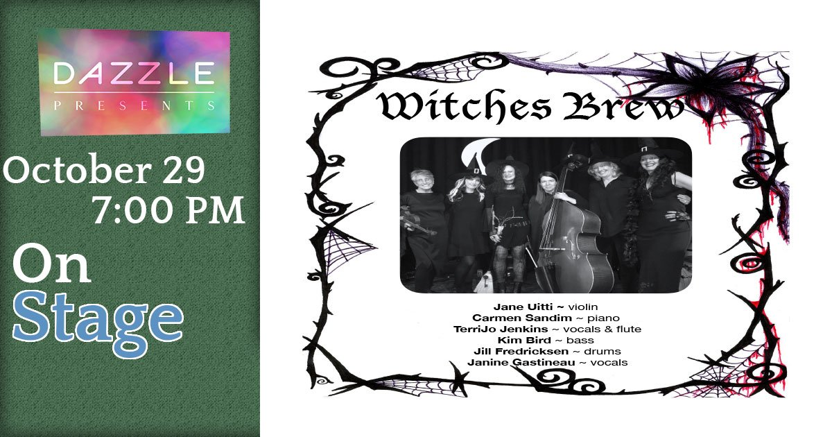 On Stage: Witches Brew
