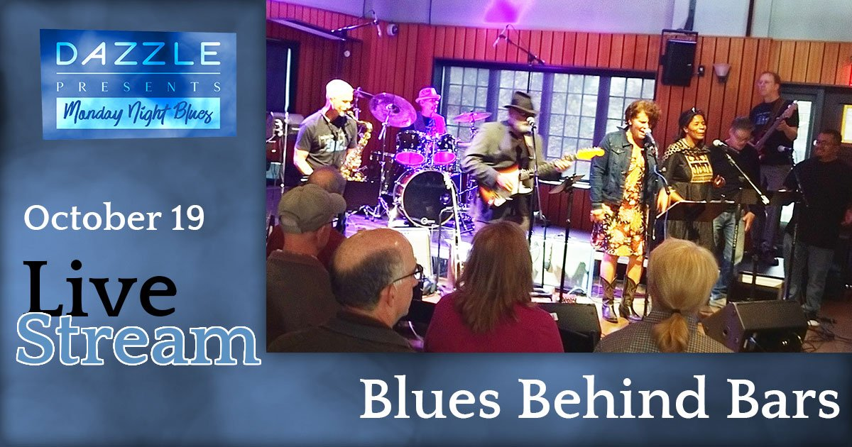 Live Stream: Blues Behind Bars