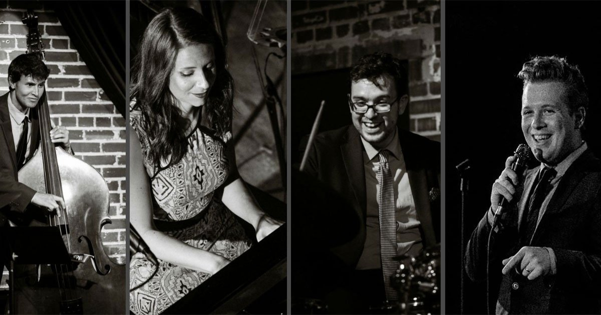 "On Stage 2:00 pm – Annie Booth Quartet ""Charlie Brown Christmas"""