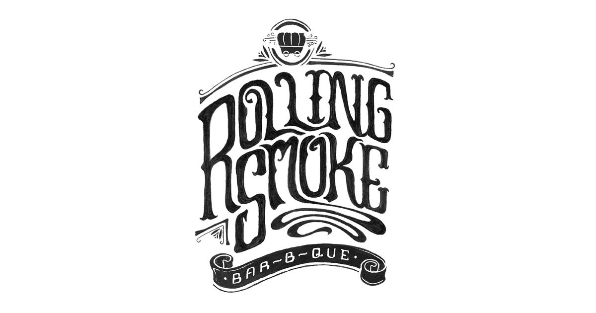 """POP UP"" Restaurant  w/ ROLLING SMOKE Bar-B-Que- Oct 20, 21, & 22"